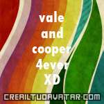 display vale and cooper 4ever XD
